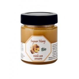 Ginger -Honey Spread Kräuterschlössl ORGANIC 170 g