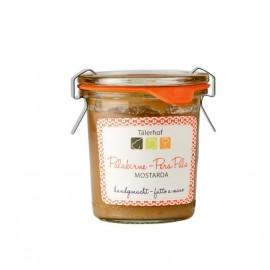 Tälerhof Palabirne pear mostarda 120 g