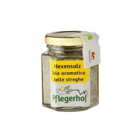 Hexensalz (spicy salt blend) Pflegerhof ORGANIC 90 g