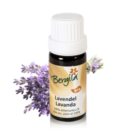 Lavender Essential oil Bergila ORGANIC 10 ml