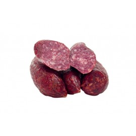 Venison kaminwurz (South Tyrolean smoked salami) 130 g Metzgerei Stefan butcher shop