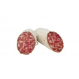 Hexensalami (spicy pork salami) 230 g Metzgerei Silbernagl butcher shop