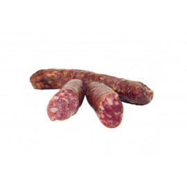 Hexenwurzen (hot smoked pork salami) - 2 pieces Metzgerei Silbernagl butcher shop