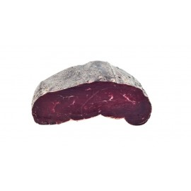 Cured venison meat 200 g Metzgerei Silbernagl butcher shop