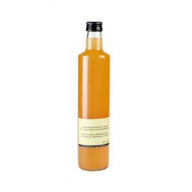 Flavoured apple cider vinegar with honey and spruce sprouts Luggin ORGANIC 500 ml