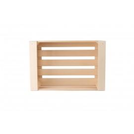 Holzkistl large (Wooden box)