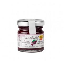 Partschillerhof ORGANIC Blackcurrant mustard 45 g