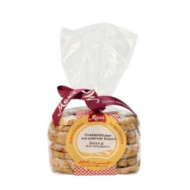 Spelt Spitzbuben (jam sandwich biscuits) from South Tyrolean organic grain Moser Confectionery 200 g