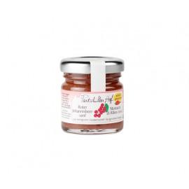 Partschillerhof ORGANIC Red currant mustard 45 g