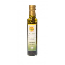 Olive oil with wild herbs Kräuterschlössl ORGANIC 250 ml