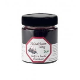 Elderberry-Honey Spread Kräuterschlössl ORGANIC 170 g