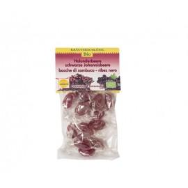 Elderberry & Blackcurrant Sweets ORGANIC Kräuterschlössl 75 g