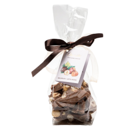 Milk Chocolate with hazelnuts Oberhöller 100 g