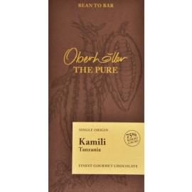 The Pure - Bean to Bar - Chocolate Kamili 75% Oberhöller 70g