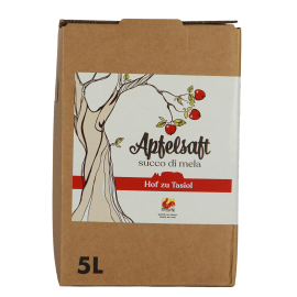 Tasiolerhof Apple juice 5 l