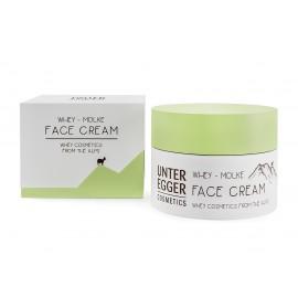 Face cream with whey Unteregger 50 ml
