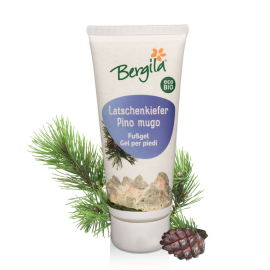 Mountain Pine Foot Gel Bergila ORGANIC 100 ml
