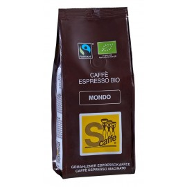 ORGANIC Fair Trade Mondo Espresso coffee Schreyögg 250 g