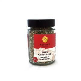 Würzgeheimnis (secret spice blend) Kräuterschlössl ORGANIC 100 g