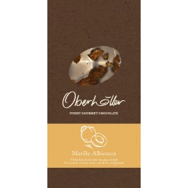 Milk Chocolate with Apricot Oberhöller 100 g