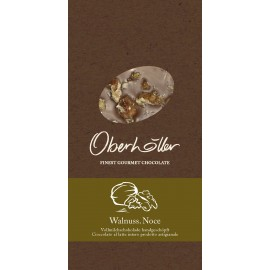 Milk Chocolate with Walnuts Oberhöller 100 g
