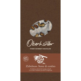 Fine Dark Chocolate with Mountain Pine Oberhöller 100 g