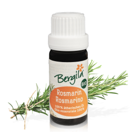 Rosemary Essential oil Bergila ORGANIC 10 ml