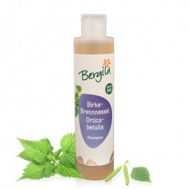 Herbal Shampoo Bergila ORGANIC 200 ml