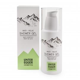 Shower gel with whey Unteregger 150 ml